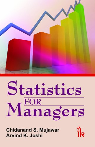 Statistics for Managers: C S Mujawar