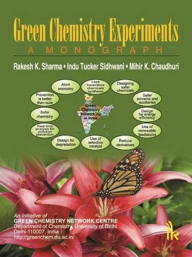 Gereen Chemistry Experiments: A Monograph: R.K. Sharma, I.T.