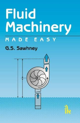 Fluid Machinery Made Easy: G.S. Sawhney