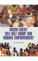 Micro-Credit Self-Helf Grup & Women Empowerment: N.K. Barik