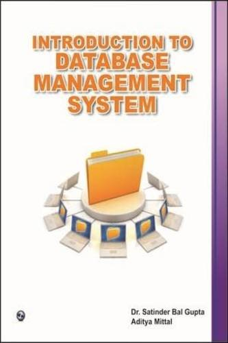 9789381159316: Introduction to Database Management System