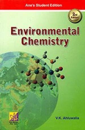 9789381162965: Environmental Chemistry, 2nd ED
