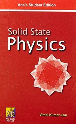 Solid State Physics: Vimal Kumar Jain