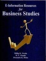 E Information Resources for Business Studies: D K Swain,