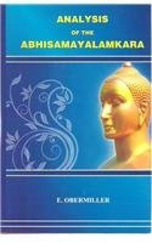Analysis of the Abhisamayalamkara (Hardback): E. Obermiller