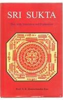 9789381218556: Sri Sukta- Text with Translation and Explanation