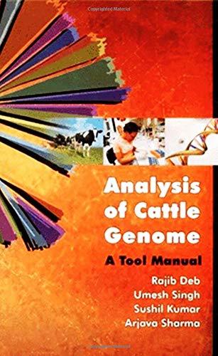 Analysis of Cattle Genome: Sharma Arjava Kumar
