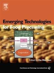 9789381269732: Emerging Technologies in Food Processing,, 1 Editon
