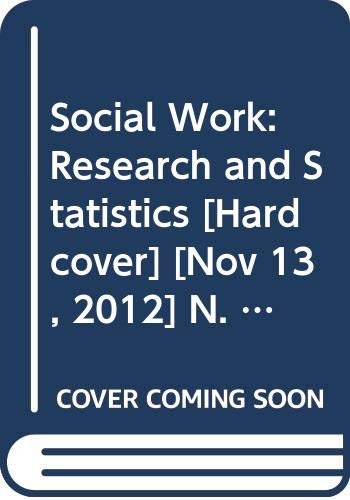 Social Work Research and Statistics: Neeta Mehta, Manish