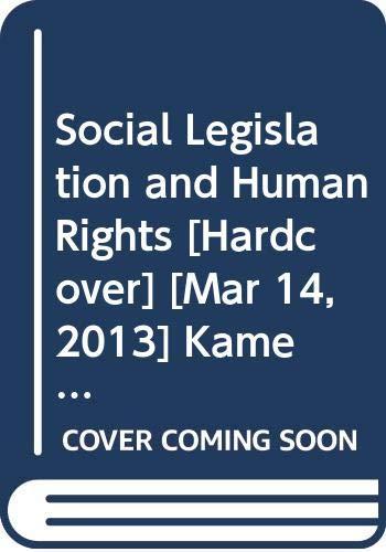 Social Legislation & Human Rights: K. Jha