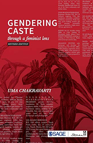 9789381345443: Gendering Caste: Through a Feminist Lens (Theorizing Feminism)