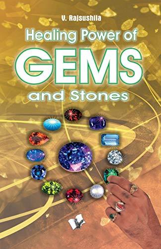 9789381384367: Healing Power of Gems & Stones