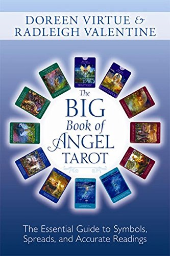 9789381398944: The Big Book of Angel Tarot: The Essential Guide to Symbols, Spreads and Accurate Readings