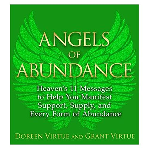 9789381398951: Angels of Abundance( Heaven's 11 Messages to Help You Manifest Support Supply and Every Form of Abundance)[ANGELS OF ABUNDANCE][Paperback]