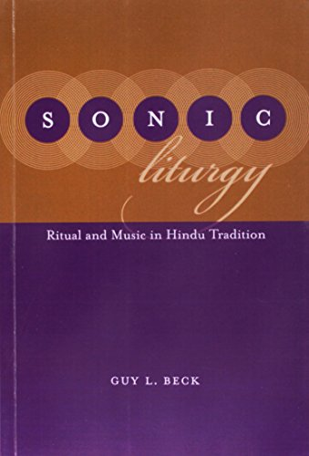 9789381406298: Sonic Liturgy: Ritual and Music in Hindu