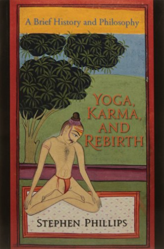9789381406656: Yoga,Karma and ReBirth: Breif History and Philosophy