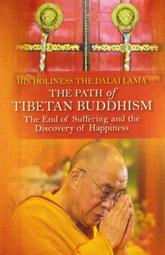 9789381431054: The path of Tibetan Buddhism the end of suffering and the discovery of happiness