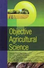 9789381450222: OBJECTIVE AGRICULTURAL SCIENCE