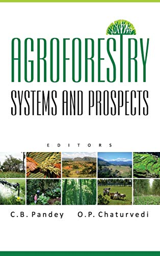 9789381450970: Agroforestry: Systems and Prospects