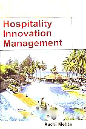 9789381460214: Hospitality Innovation Management