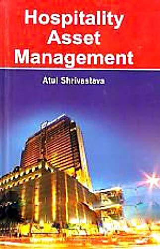 9789381460221: Hospitality Asset Management