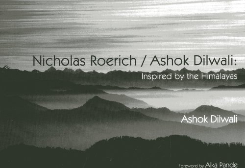 9789381523513: Nicholas Roerich/Ashok Dilwali: Inspired by the Himalayas
