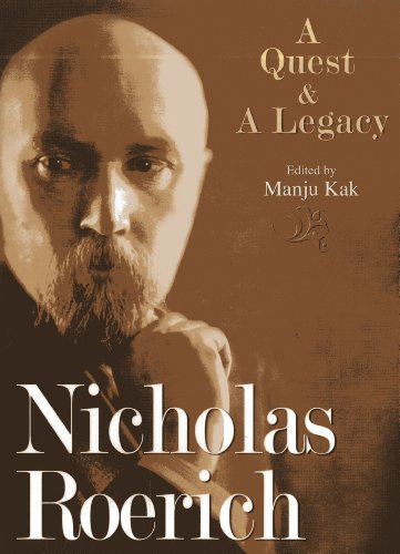 9789381523520: Nicholas Roerich: A Quest and a Legacy