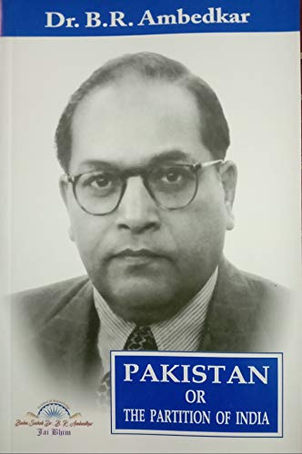 9789381530276: Pakistan or the Partition of India