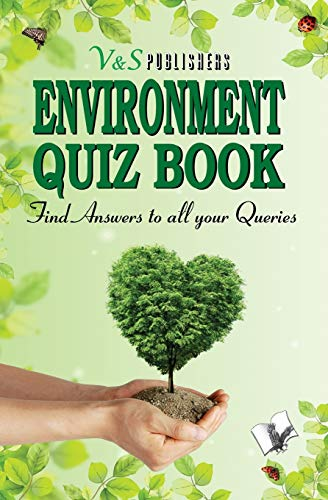Environment Quiz Book: Manasvi Vohra
