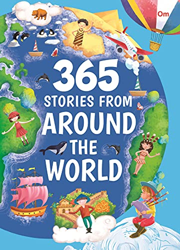 365 Stories from Around the World [Hardcover]