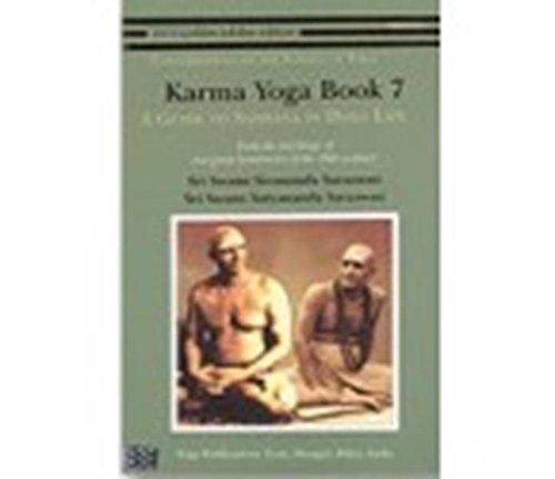 9789381620762 Karma Yoga Book 7 A Guide To Sadhana In Daily Life