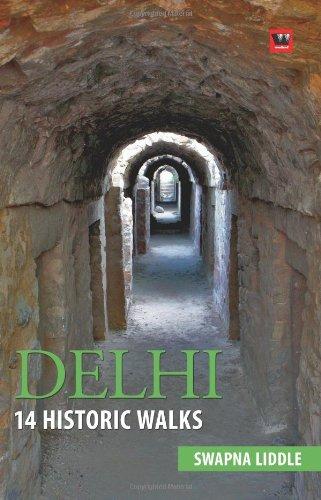 Delhi: 14 Historic Walks: Swapna Liddle