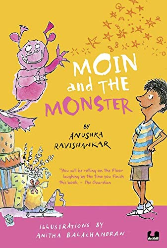 9789381626900: Moin and the Monster