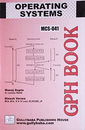 Operating Systems: Manoj Gupta, Dinesh