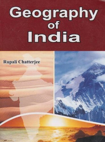 9789381695050: Geography of India