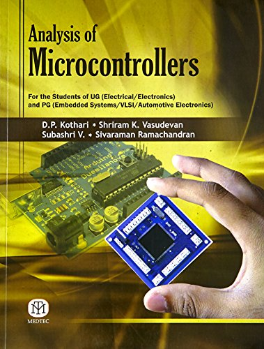 Analysis of Microcontrollers: Panda Sunil Kumar