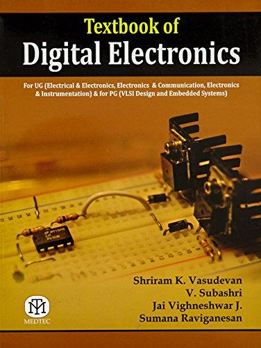 Textbook Of Digital Electronics: Shriram K. Vasudevan,