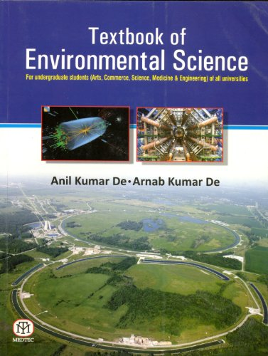 9789381714546: Textbook Of Environmental Science [ Paperback]