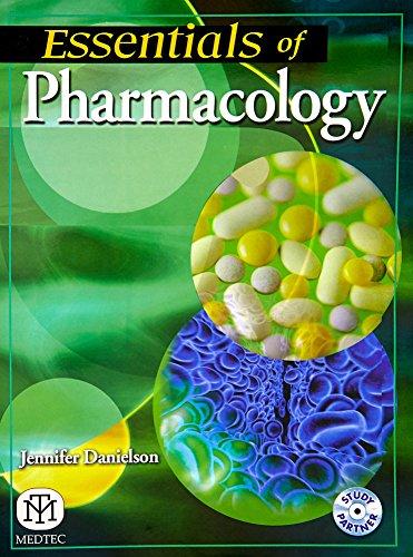 Essentiols of Pharmacology [Paperback]: Jennifer Danielson