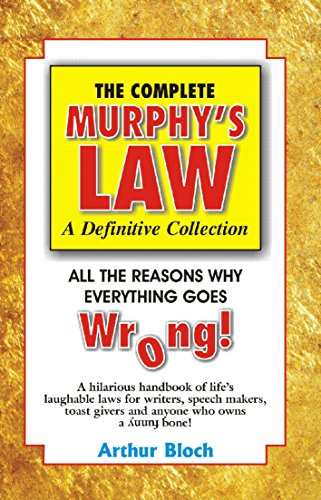 9789381753637: The Complete Murphy's Law
