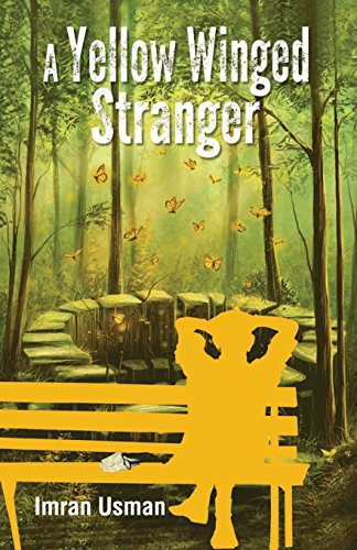 9789381836958: A Yellow Winged Stranger