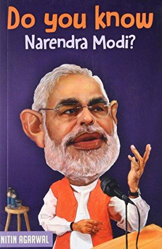 9789381841594: Do You Know : Narendra Modi