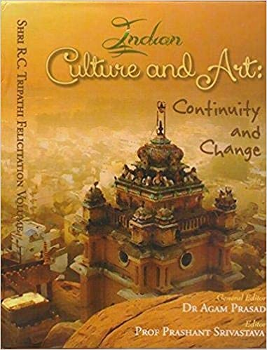 Indian Culture and Art: Continuity and Change,: Dr Agam Prasad