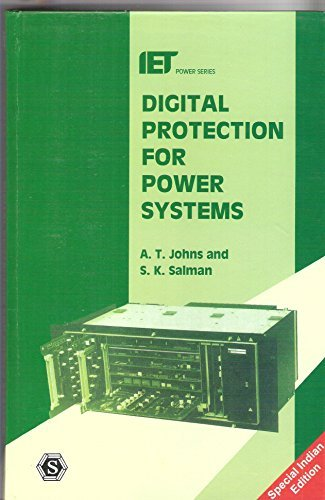DIGITAL PROTECTION FOR POWER SYSTEMS: JOHNS