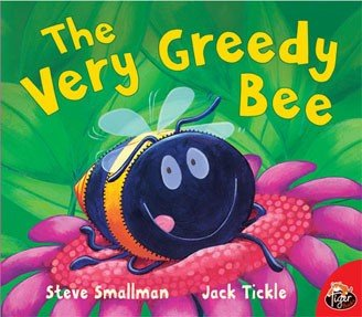 9789382016007: The Very Greedy Bee (Picture Book and CD Set)