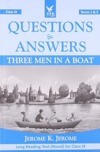 9789382025641: Questions & Answers: Three Men in a Boat Terms 1 & 2