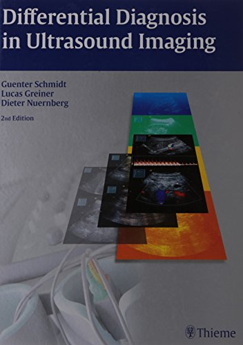 9789382076971: Differential Diagnosis in Ultrasound Imaging