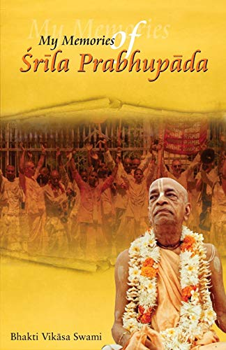 9789382109303: My Memories of Srila Prabhupada