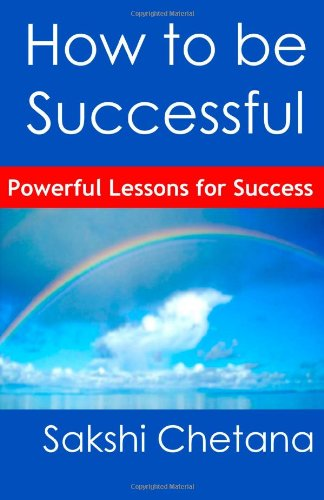 9789382123033: How to be Successful: Powerful Lessons for Success