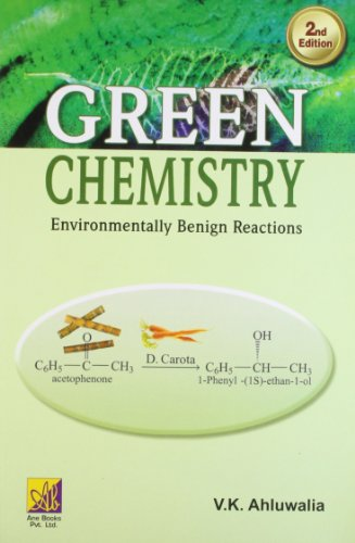 9789382127000: Green Chemistry, 2nd ED